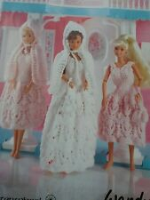 KNITTING PATTERN for Sindy and 11 inch  Dolls cloths 4628