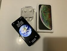 Apple iPhone XS Max 256GB 4GB RAM - Space Grey Fully Working Cracked Screen