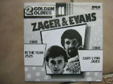 ZAGER & EVANS 45 TOURS HOLLANDE IN THE YEAR 2525