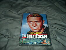 the Great Escape Dvd 1998 Steve McQueen James Garner 1963 Brand New Sealed