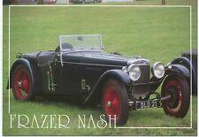 Frazer Nash 1934 Modern Postcard by Bamforth