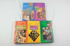 1990 Planet of the Apes VHS Set Of 5 CBS FOX Video Beneath Escape From Conquest