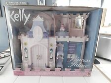 Barbie KELLY PRINCESS PALACE Playset (1999)
