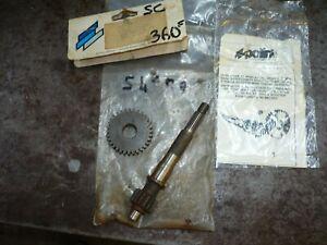 Grupo t/érmico D.50 90 cc eje motor cono 19 juntas para Vespa Special ET3 Primavera 50 rodamientos eje