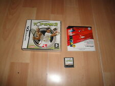 TOP SPIN 2 DE TAKE-TWO JUEGO DE TENIS TENNIS PARA LA NINTENDO DS USADO COMPLETO