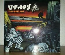 ATMOS. 2nd BRIGADE.  CD.
