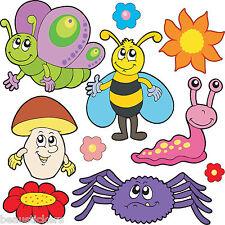 Stickers muraux enfant  30x30cm réf 3691