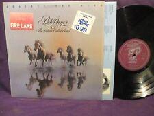 Bob Seger 'Against  The Wind' LP IN SHRINK W/HYPE STICKER