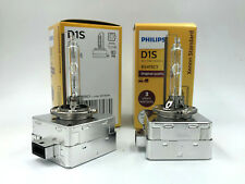 2x New OEM Philips D1S HID Xenon Headlight Bulb for 07-09 Mercedes CLK Class
