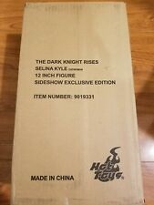 HOT TOYS 1/6 THE DARK KNIGHT RISES Exclusive CATWOMAN SELINA KYLE FIGURE