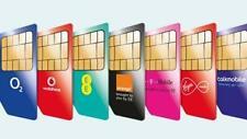 ee UK SIM CARDS RANDOM SIM CARDS SENT