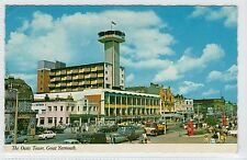 THE OASIS TOWER, GREAT YARMOUTH: Norfolk postcard (C12340)