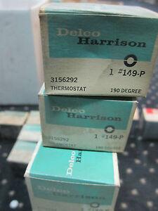 3156292 delco harrison thermostat