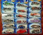 NEW VINTAGE MATTEL HOT WHEELS COLLECTIBLES LOT OF 18 RARE VHTF FROM 2001