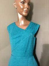 DRESS, TAHARI (ARTHUR S LEVINE) SIZE 4,  BLUE