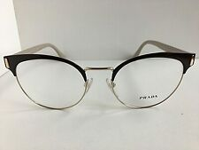New PRADA VPR 6T3 DH0-1O1 52mm Cats Eye Women's Eyeglasses Frame #5