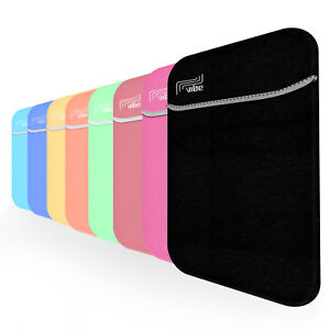 "Carrying Sleeve Neoprene Cover Bag Case For 7"" - 17"" inch Laptop iPad Tablet"