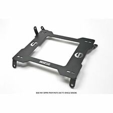 Sparco 600SB017L Driver Side 600 Series Seat Base For Porsche 996,997,991