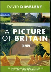 David Dimbleby - A Picture Of Britain - DVD - Region 2 - Brand New