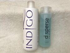 Indigo Remover Lanoline Skin Care 500ml & d.sperse Gel Inhibition Remover 250ml