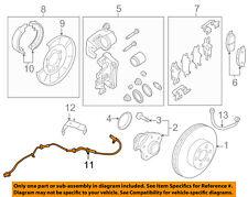 NISSAN OEM ABS Anti-lock Brakes-Rear Speed Sensor 479003JA0B