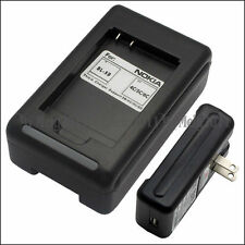 Battery Charger for NOKIA BL-5B 6120 6121 Classic 6120c 6121c 2135 5200 5500s