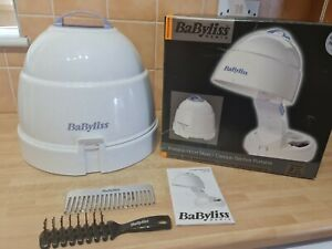 BABYLISS 6900 TABLE TOP PORTABLE SALON HAIR DRYER HOOD ***BNIB NEW***