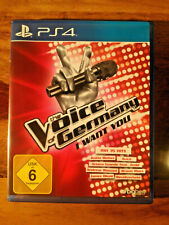 The Voice Of Germany: I Want You + 2 Mikrofone (Sony PlayStation 4, 2016)