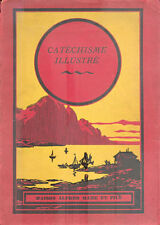 Catéchisme illustré/Illustrations de V. Livache/1933