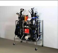 "SafeRacks Golf Equipment Organizer 19.5"" x 43"" x 39"""