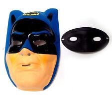 Dc Comics Vintage 1970 Plástico Batman & Robin máscaras, Perfectas Condiciones, Retro!
