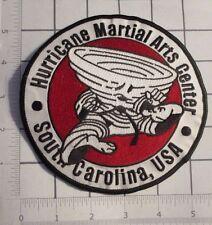 Hurricane Martial Arts Center Patch - South Carolina