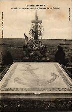 CPA MILITAIRE Guerre, Gerbéviller la Martyre, Tombeau (315436)