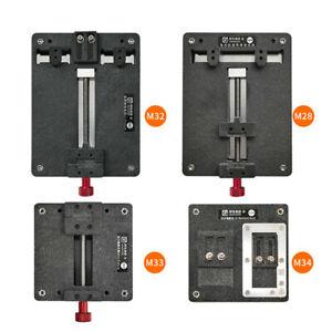 AMAOE Universal Board Solder Repair Holder Jig Fixture Clip PCB Holder Clamp