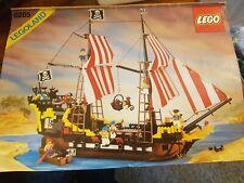 LEGO Pirates Black Seas Barracuda 6285 98% Complete Rare Discontinued Set