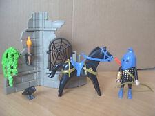 Playmobil 100% Complete Set 3899 - Blue Archer Knight