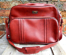 Vintage Tog Tote Flight Bag Travel Case - Ackolite - Mid Century