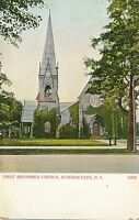 SCHENECTADY NY – First Reformed Church