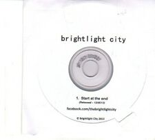 (DR120) Brightlight City, Start At The End - 2013 DJ CD
