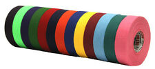 NEW Solid Color Cloth Athletic Hockey Tape (Black & White Also Available)