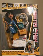 Monster High Picture Day Cleo De Nile Doll includes Fear book New Factory Sealed
