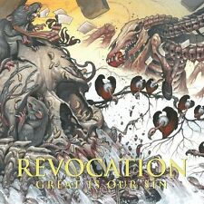Revocation - Great Is Our Sin [New CD]