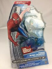 Spider-Man 3 Poison Blast Scorpion With Water Shooting Tail NEW