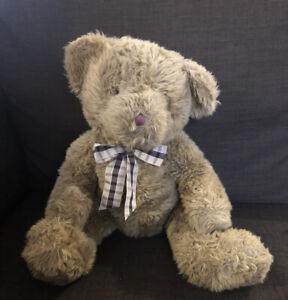 Russ Berrie Padsworth Brown Bear