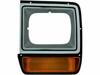 For 1986-1990 Dodge Ramcharger Headlight Bezel Left 37922DY 1987 1988 1989