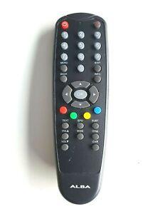 Véritable Alba Tnt Télécommande Pour STB102 Set Meilleure Boite Récepteur