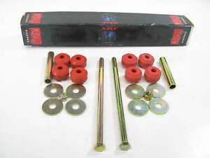 (2) XRF K8772 Suspension Stabilizer Sway Bar Link Kit - Front