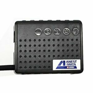 New battery-powered electric bicycle pump tire inflator Compressor ANEST IWATA