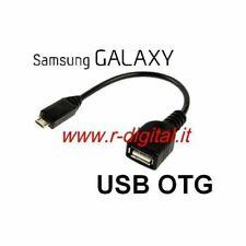 CAVETTO DATI GALAXY USB 2.0 FEMMINA MICRO USB SAMSUNG ADATTATORE CAVO  S2 S3