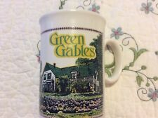 Green Gables Canada Prince Edward Island Cavendish Farm Coffee Mug Made England